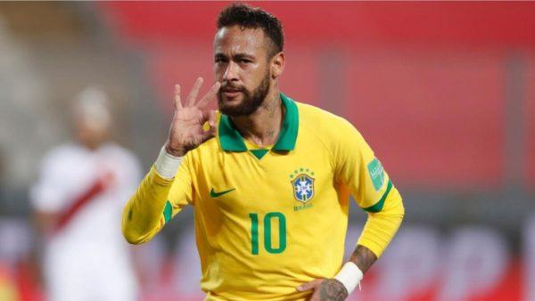 """Golashënuesit e Brazilit, Neymar kalon Ronaldo """"fenomenin"""", 13 gola larg Pele"""