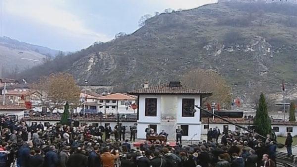 Mbledhjet Shqipëri-Kosovë 2014-2020, rrugëtimi i firmëtarëve nga Prizreni në Tiranë