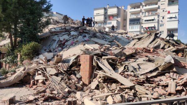 Tërmeti i fuqishëm godet Turqinë dhe ishujt grekë