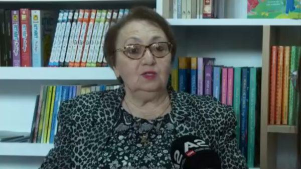 Adelina Mamaqi, në botën e fëmijëve