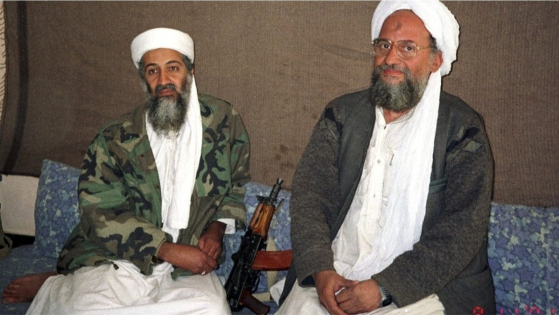 El Zawahiri 1100x620