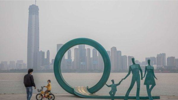 Wuhan, një qytet normal, hap panairin e madh tregtar