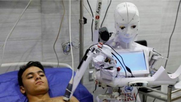 """Egjipti prezanton """"robotin-mjek"""" që kryen testime antiCovid"""