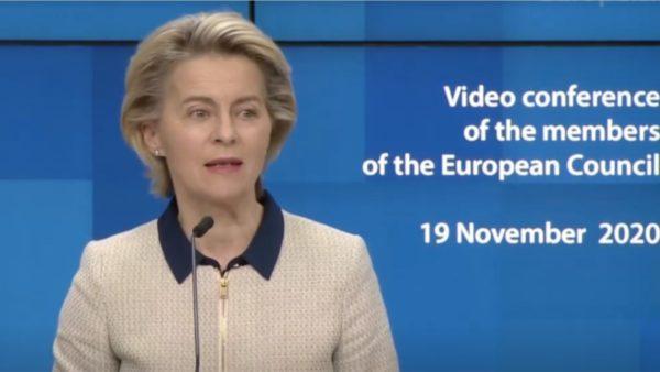 """""""Të hiqen masat për udhëtarët nga Ballkani"""", Von der Leyen: Certifikata EuCovid do lehtësojë udhëtimin"""
