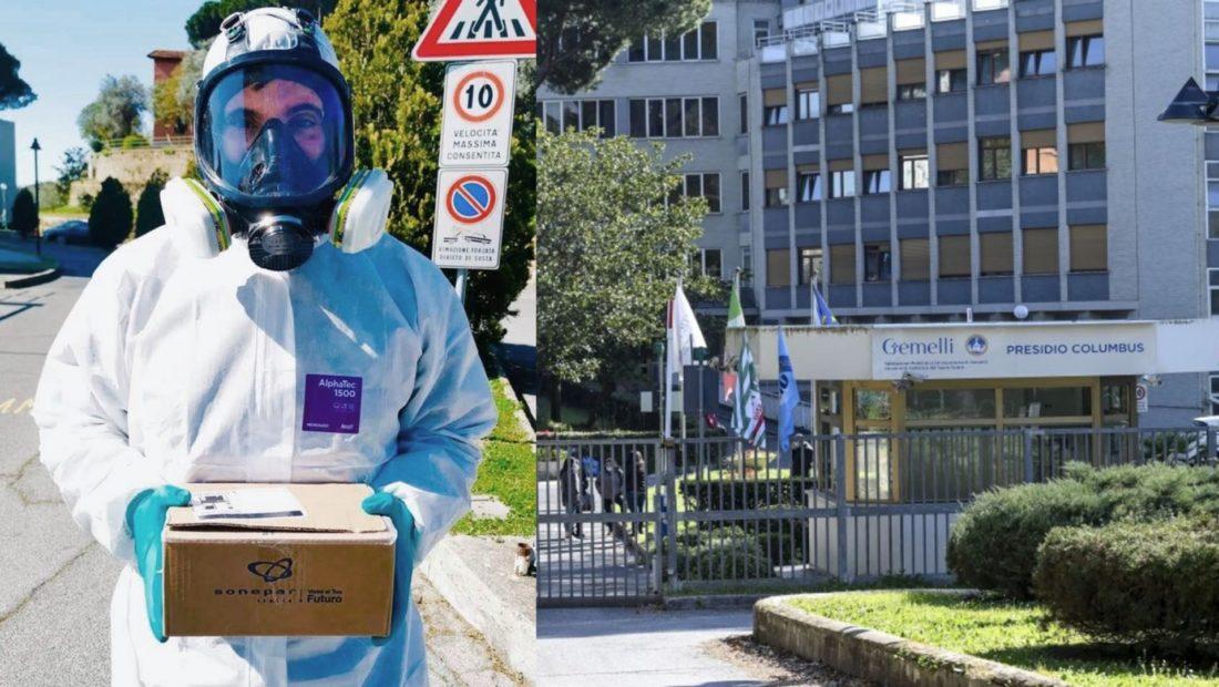 csm Sonepar Italia support the new intensive care unit in Rome s Columbus hospital 8ef9ca0382 1 1100x620