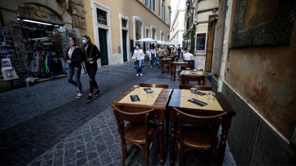 Piku i valës së dytë të koronavirusit në Itali pritet javën e ardhshme