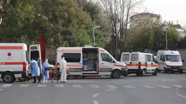 Koronavirusi në Shqipëri, 19 të vdekur në 24 orët e fundit