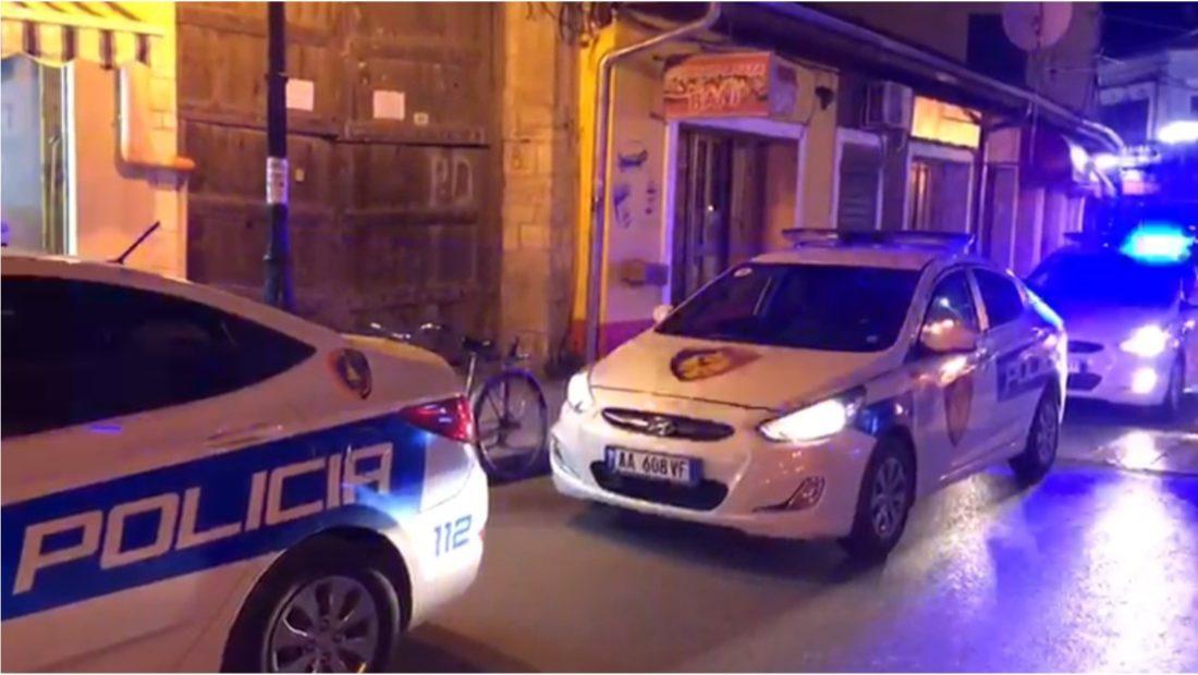 koronavirusi ne shqiperi policia kufizimi i levizjes 1100x620