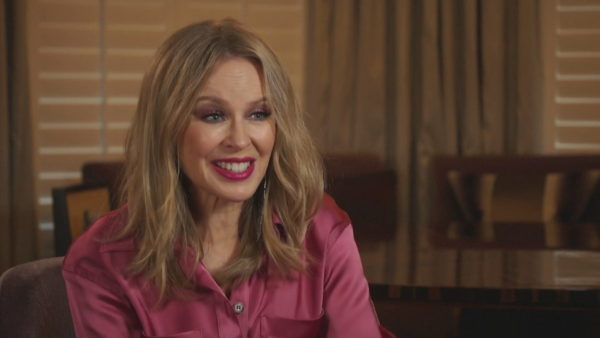 Rikthimi i Kylie Minogue