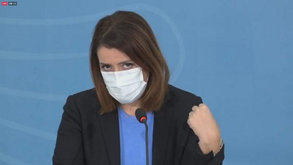 Ministria e Shëndetësisë e pohon si strategji rritjen e rasteve pozitive me Covid-19