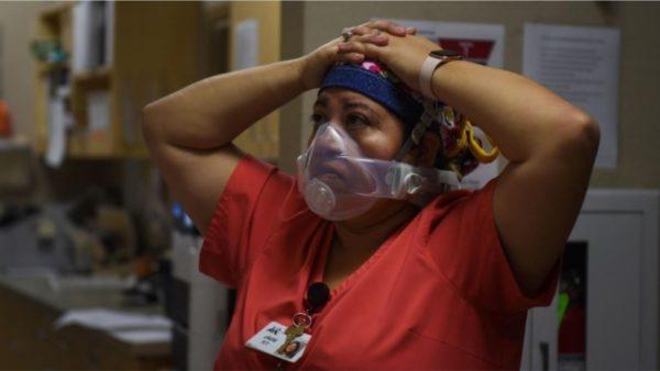 """""""Po vdesim"""", të sëmurët me Covid-19 tejmbushin spitalet në SHBA"""