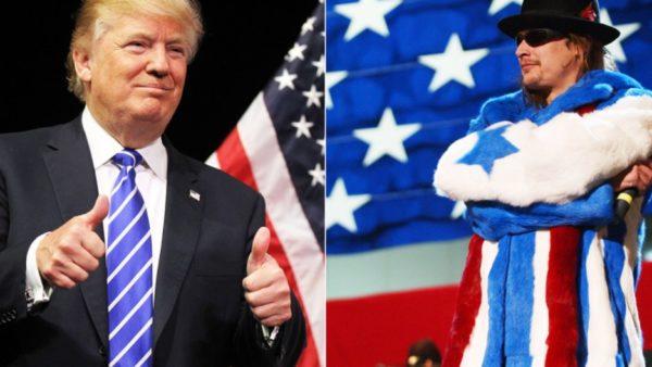 Nga Kid Rock, te Dennis Quaid, personazhet e famshme që mbështesin presidentin Donald Trump