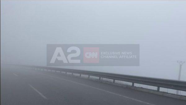 Mjegulla mbulon Kukësin
