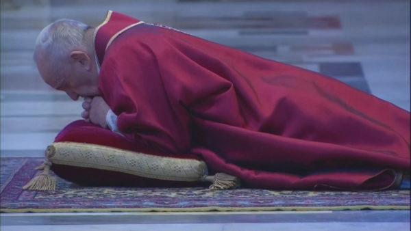 Viti i jashtëzakonshëm i Vatikanit