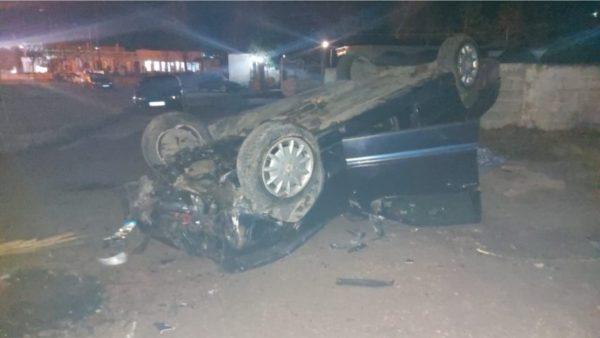 Aksident i frikshëm në Korçë, shpëton mrekullisht shoferi