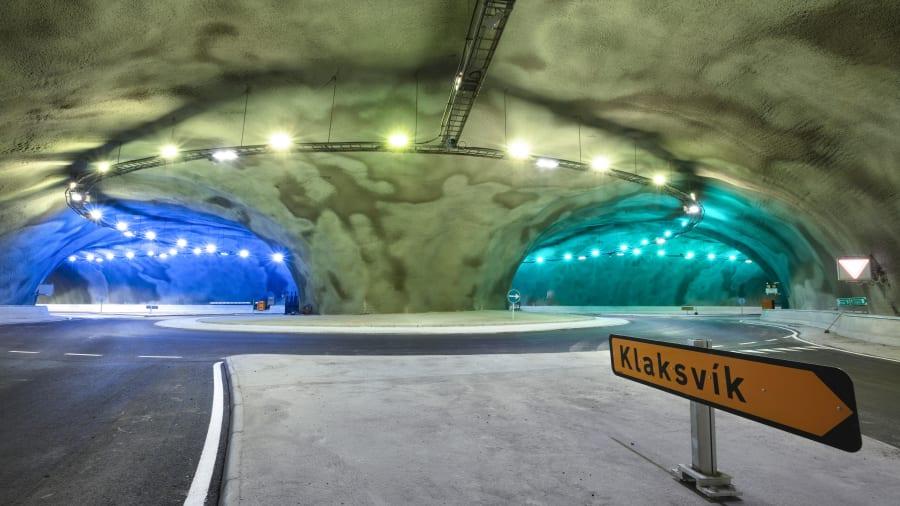 Tuneli nënujor spektakolar, do të shkurtojë udhëtimet dhe do të shtojë turistët