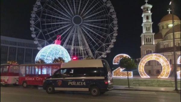 Ora policore mbyll besimtarët, Krishtlindje e heshtur në Korçë dhe rrethe
