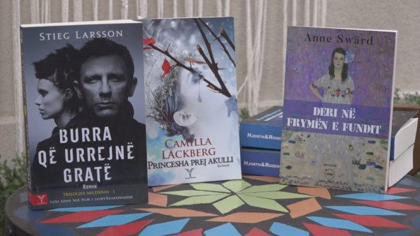 Letërsia suedeze në shqip, shkrimtarët nobelistë që nuk i kanë munguar lexuesit shqiptar