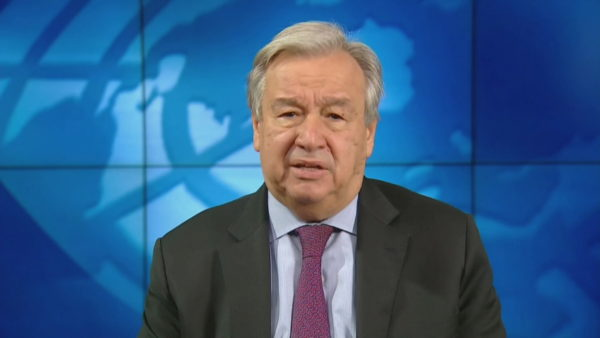 """""""Ne shohim rreze shprese"""", kreu i OKB: 2020-ta ishte vit i sprovës, tragjedive dhe lotëve"""