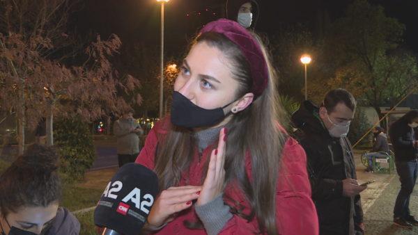 """""""Klodiani mund të isha unë"""". Protestuesit: Kemi 30 vite të zhgënjyer dhe të dhunuar nga sistemi"""