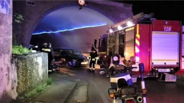"""Vlorë, aksident i rëndë tek tuneli i """"Ujit të Ftohtë"""""""