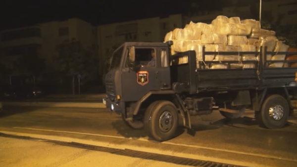 """Operacioni antikanabis, """"goditje"""" e madhe e SPAK, 176 kg hashash në Skrapar"""