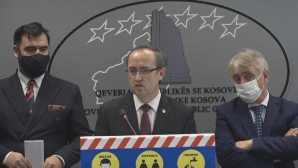 Hoti paralajmëron vendosje të reciprocitetit me Serbinë: Dialogu të përfundojë me marrëveshje