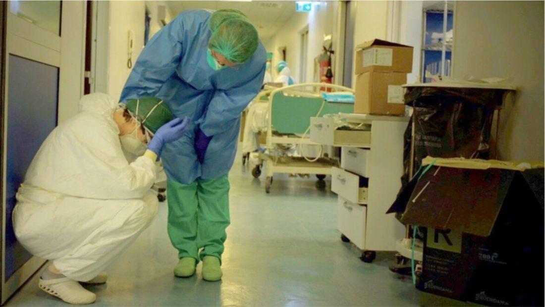 Mjeket COVID Itali 1100x620