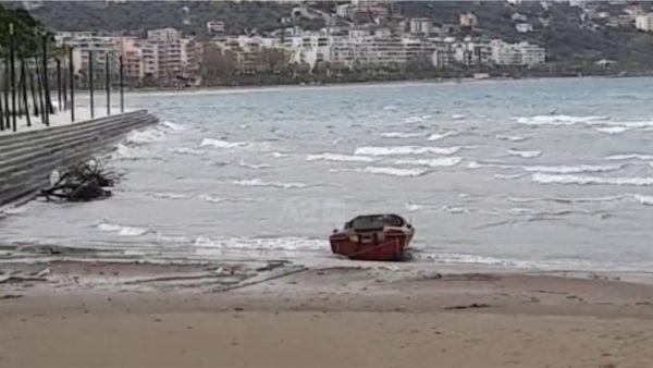 Reshje shiu dhe erë deri në 80 km/h në det të hapur