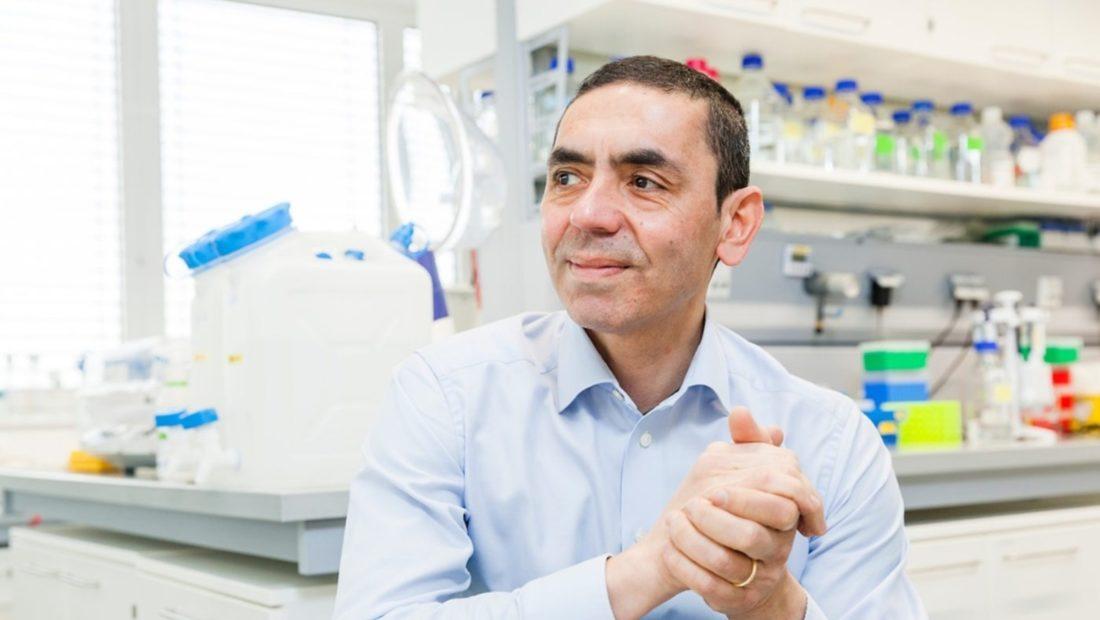 Ugur Sahin CEO i BioNTech 1100x620