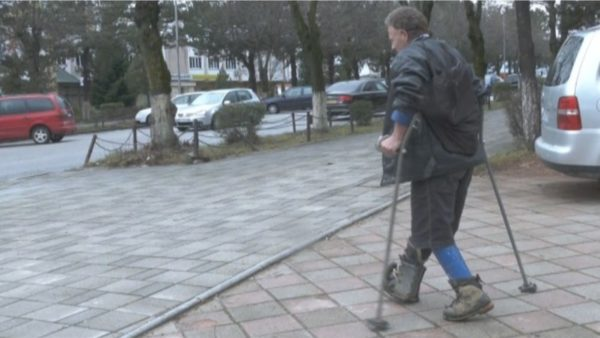 I mbijeton minave serbe, Shaqir Kaloshi humb këmbët, por jo shpresën për të lëvizur