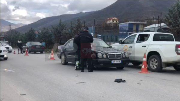 Aksident në Belorta të Korçës, lëndohet i moshuari