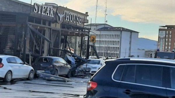 Shpërthim i fuqishëm në një lokal në Kosovë, raportohen mbi 40 të lënduar