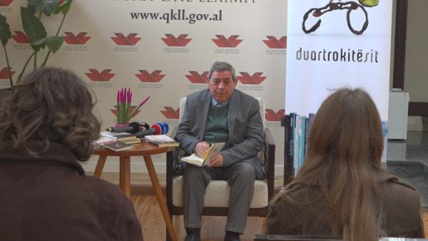 Hoxha përballë të rinjve, çdo të premte në një takim letrar me autorin shqiptar