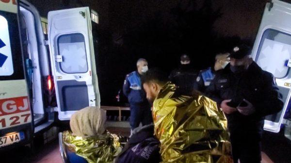 Gomonia me sirianë niset drejt Italisë me detin 5 ballë, shpëtohen të gjithë personat pas operacionit të vështirë