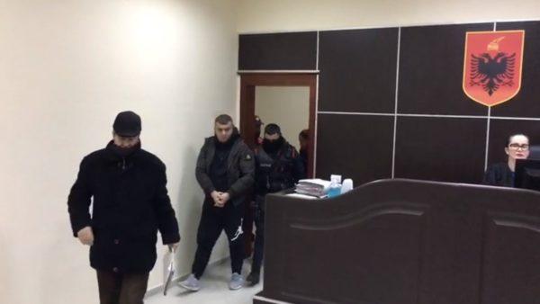 Trafikimi i sirianëve, burg për skafistin