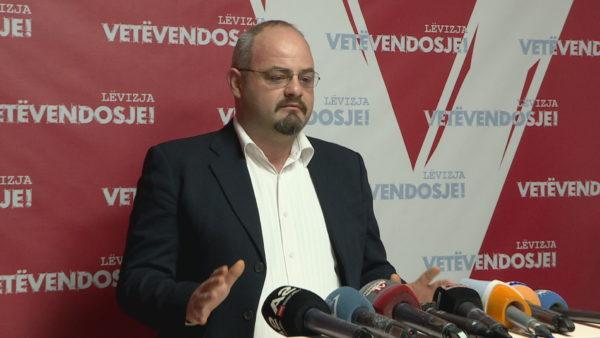 Zgjedhjet e 25 prillit, Lëvizja Vetëvendosje me dy kandidatë në Tiranë e Lezhë