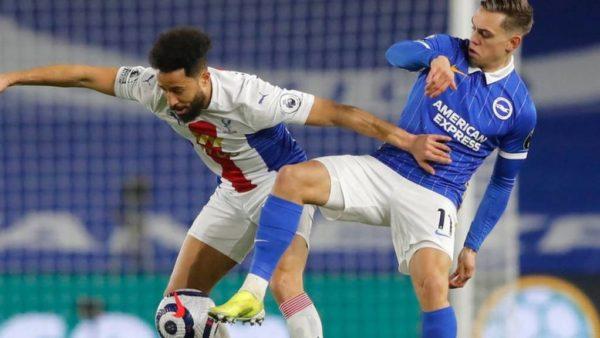 Crystal Palace mposht Brighton, siguron qëndrimin në Premier League