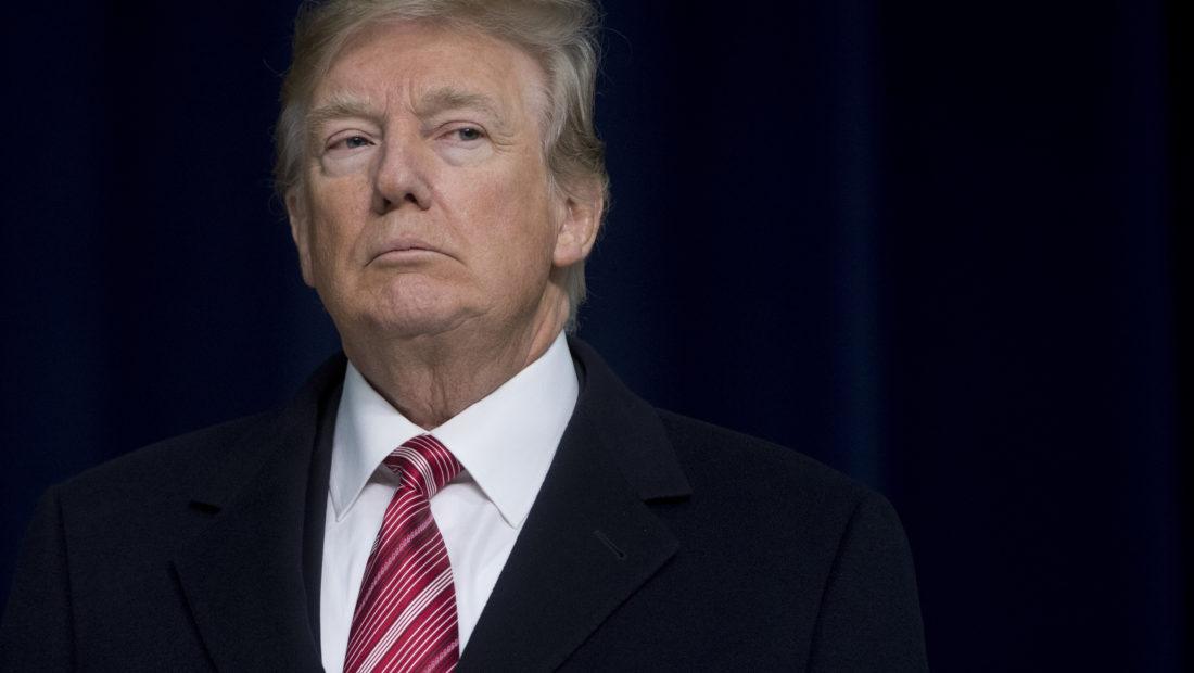 Dalja e parë publike e Trump pas largimit nga Shtëpia e Bardhë 1100x620