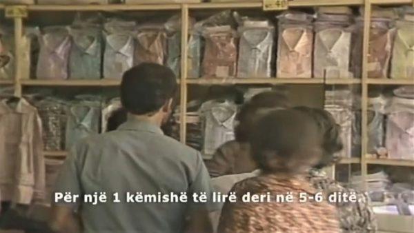 Si jetonin shqiptarët, shfaqet pas 37 vitesh dokumentari që ndaluan komunistët
