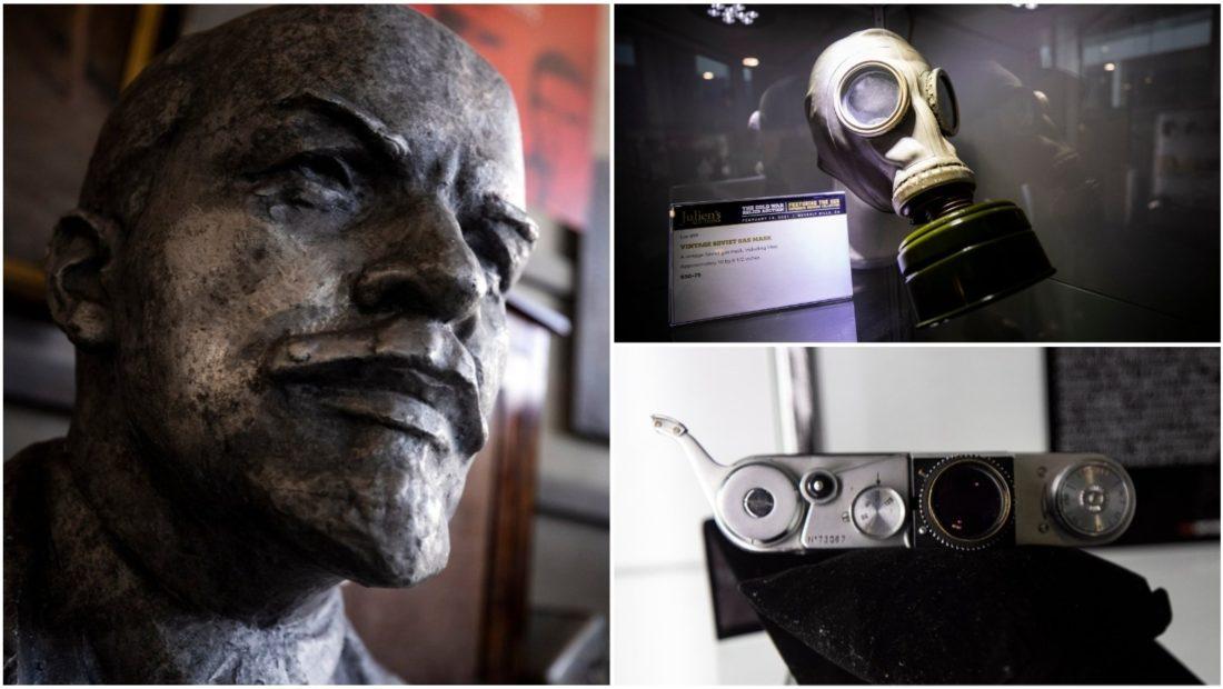 Nxirren në shitje relikte të Luftës së Ftohtë 1100x620