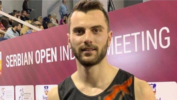 Izmir Smajlaj, tjetër medalje ari në Beograd