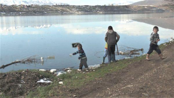 Përmbytjet në Kukës, Breg Lumi pa rrugë dhe pa ujë të pijshëm