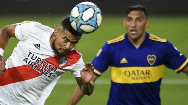 """Superclasico në Argjentinë, """"shpirti i Maradonës"""" shpëtoi Boca Juniors kundër River Plate"""