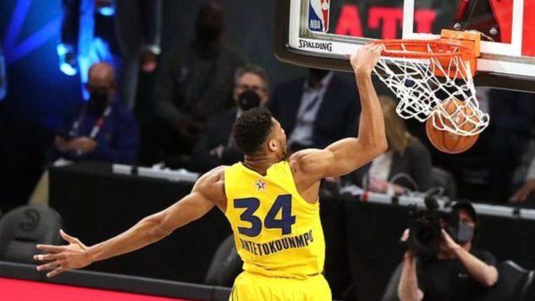 All Star Game, skuadra e LeBron dominon ndaj yjeve të Kevin Durant