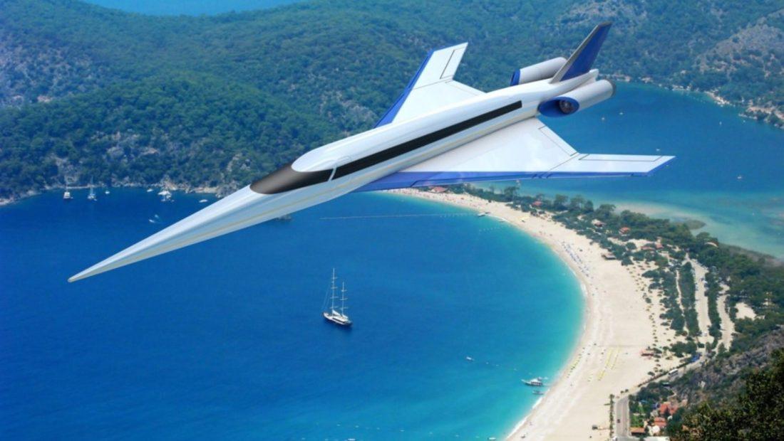 Avioni me shpejtësi 1170 kmh kryen vitin e ardhshëm fluturimet testuese 1100x620