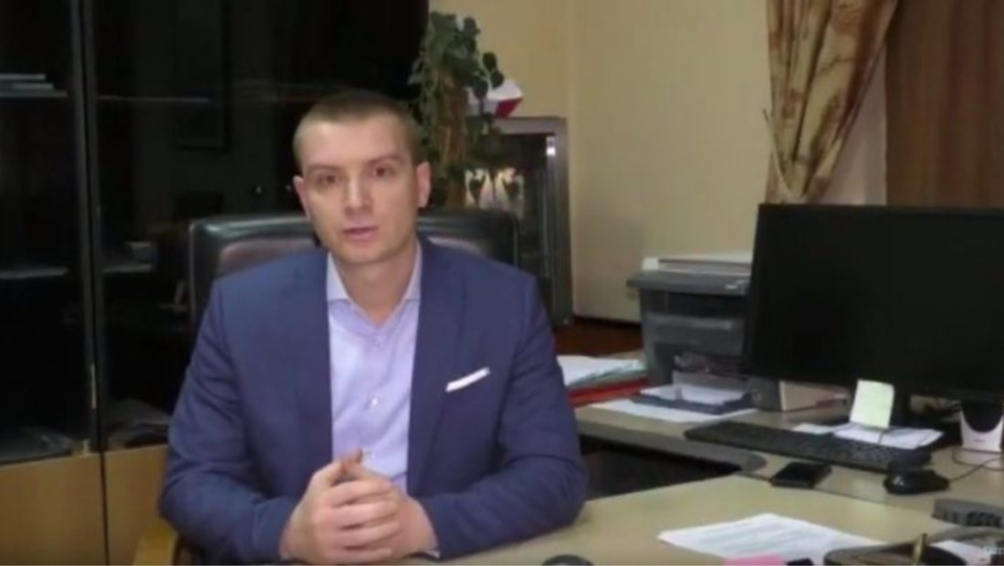Florian Tahiri nenkryetar i bashkise durres kandidat pdiu zgjedhjet 25 prill 1100x620