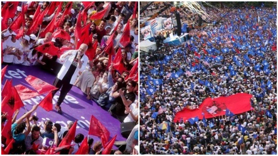 Fushata elektorale hapet zgjedhjet e 25 prillit 1100x620