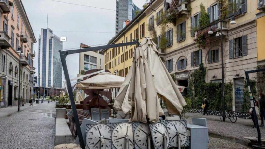 Itali COVID lockdown 1100x620