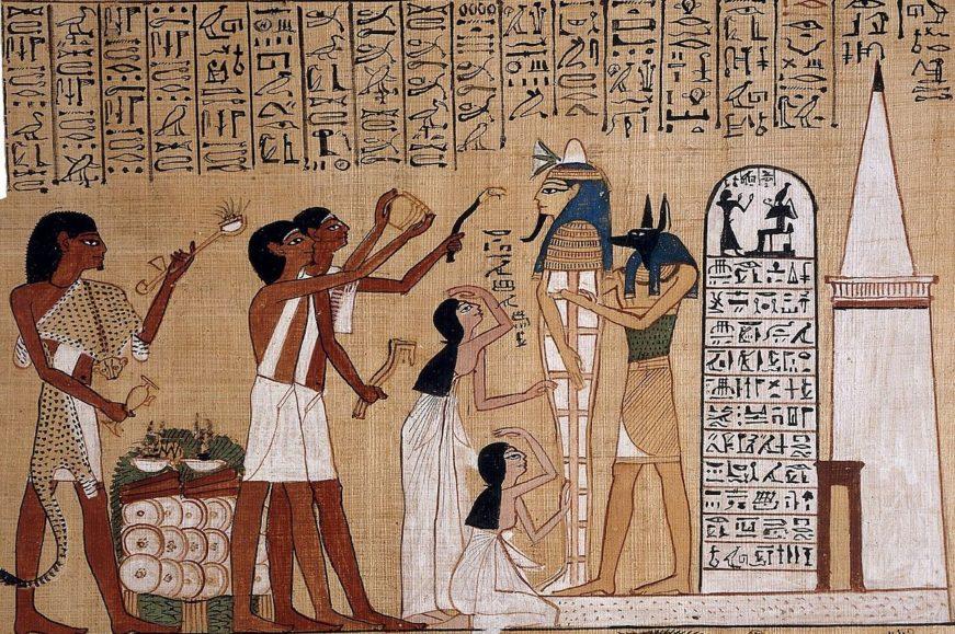 Misteret e egjiptianëve të lashtë dhe sekretet e bukurisë